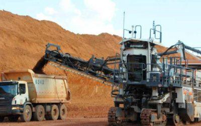 Produtora de alumínio alerta para falta de bauxita no Brasil